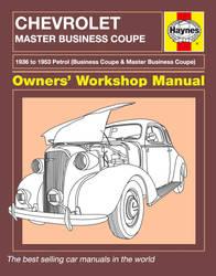 Haynes Manual Chevrolet. by LordDavid04