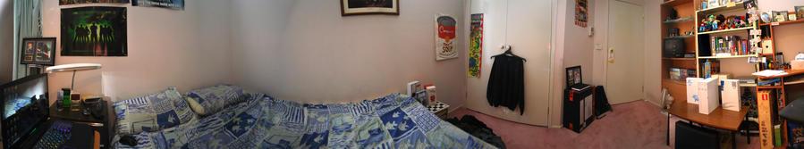 Panorama of my Room
