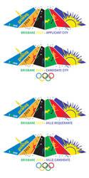 Brisbane 2024 Bid Logo by LordDavid04