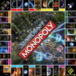 StarCraft Monopoly