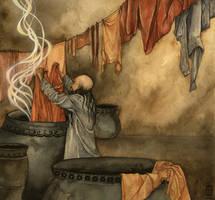 The Steamman by sousakuteki