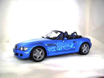 BMW Z3 M ROADSTER by dingoou