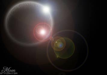Moon by dingoou
