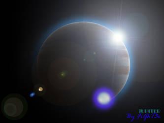 Jupiter by dingoou