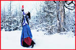 snow dance II by enaruna