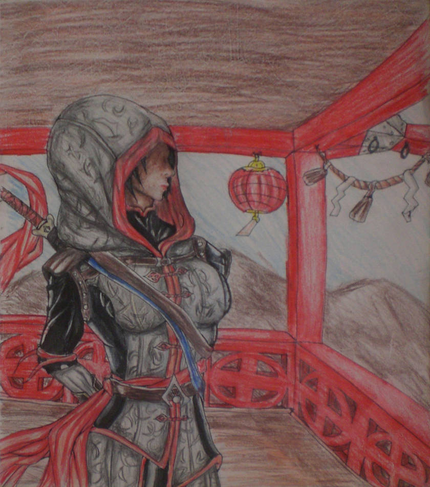Assassins Creed Chronicles China Fanart By Hades595 On Deviantart