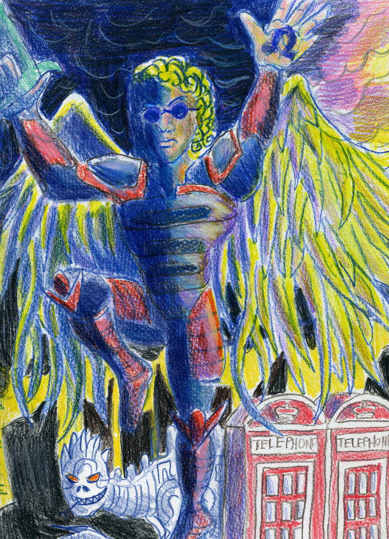 The Omega Archangel by Ronin356