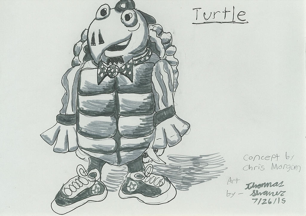 Turtle by Ronin356