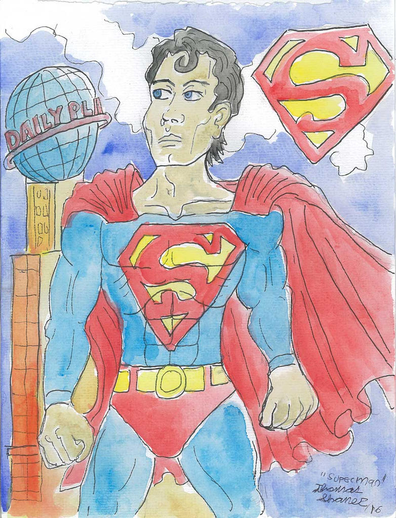 Superman by Ronin356