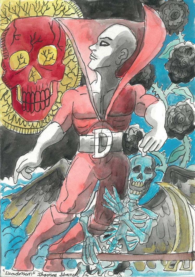 Deadman: Don't fear the reaper 2 by Ronin356