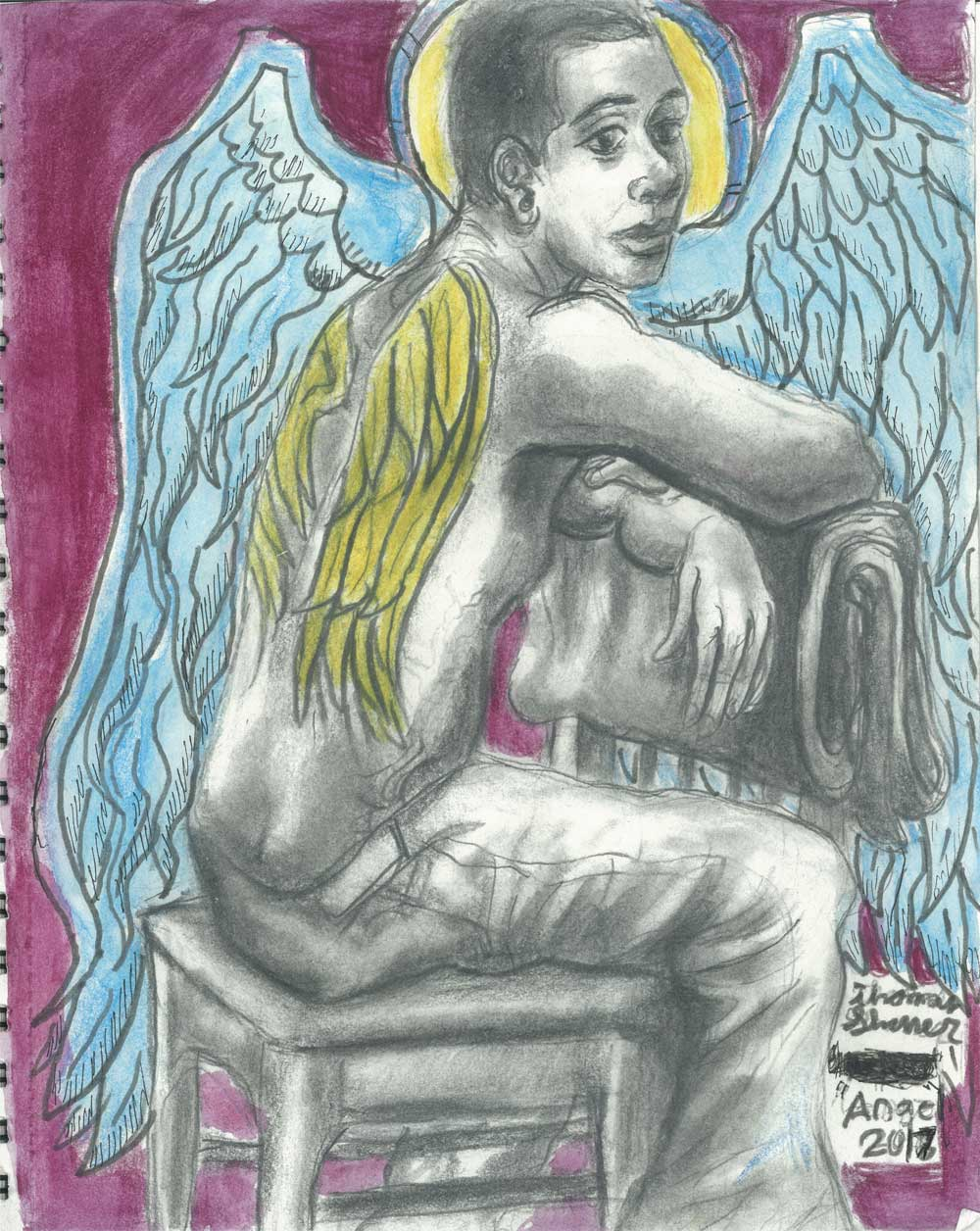 Angel by Ronin356
