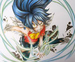 Wendy Dragon Force (Fairy Tail 376)