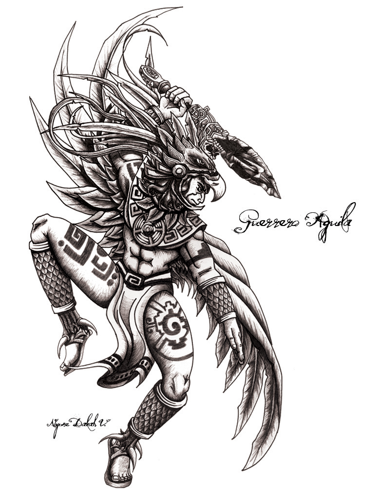 Image Result For Aztec Tattoos