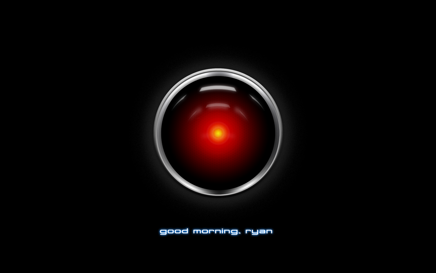hal 9000 by gunnyboy on deviantart