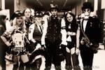 Steampunk crew