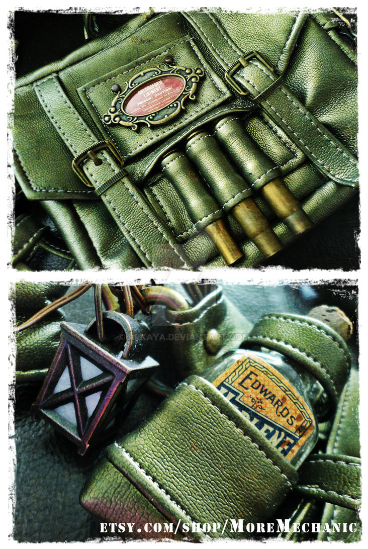 New utility belt preview by arkaya