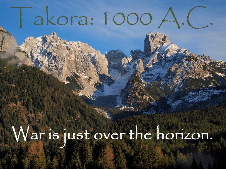 Takora: 1000 A.C.
