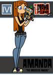 Amanda - TDI: Take II