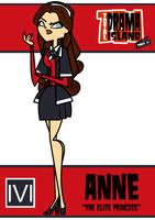 Anne - TDI: Take II by QueenMV