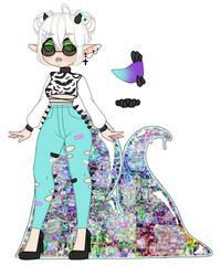Mucnhzies Adopt - SOLD by Hearty-Chann