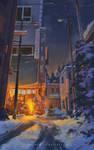 Night - Background Study