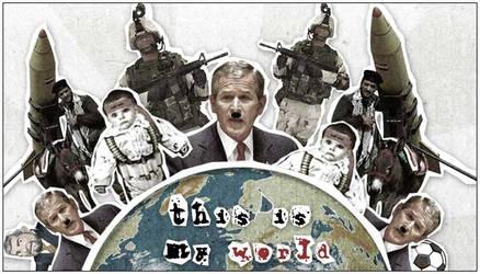 Esse eh meu Mundo by cl3n10