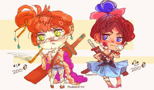 Blood n' Bandages: Adopts- 1 LEFT(PRICE LOWERED#2)
