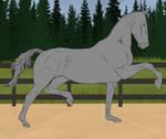 Dutch Harness Horse base