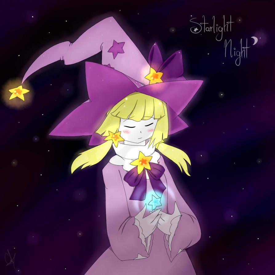 Starlight Night (okegom) by miko-hikari34
