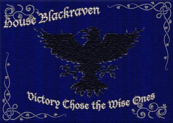 Blackraven Sigil by Cerulaen