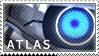 Atlas Stamp by sstampp