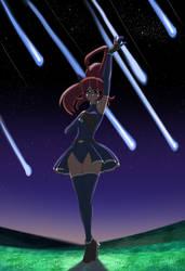 Reach for the Stars by Kojiro-Brushard