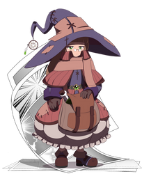 Apprentice Brew Witch Seri by Kojiro-Brushard