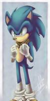 Sonic the Hedgehog (Sonic Boom ver.)