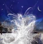 Snow angel by ricky4