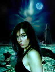 Jasmine, night prowler by ricky4