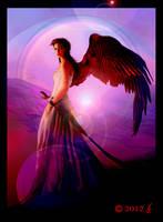 Angel of glory by ricky4
