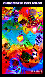 Chromatic explosion by ricky4