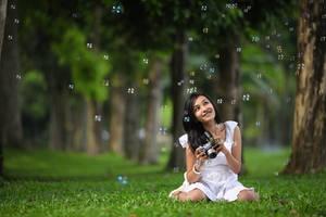 her bubble dreams by brokenbackbonez