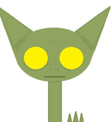 Kelly Hopkinsville Goblin by tootleytoo
