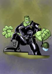Hulk G.R.S. by janavam84