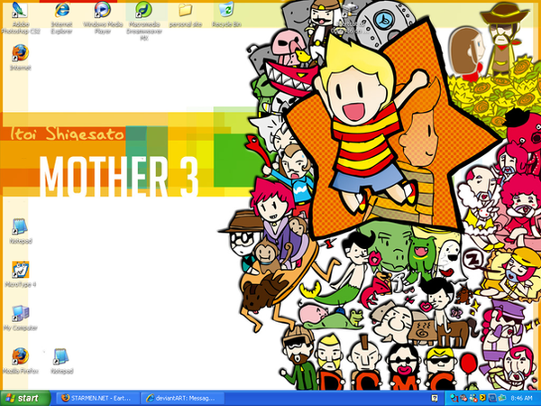 Desktop 1 by Mother3-Duster
