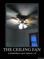 The Ceiling Fan... by zer0anonymous