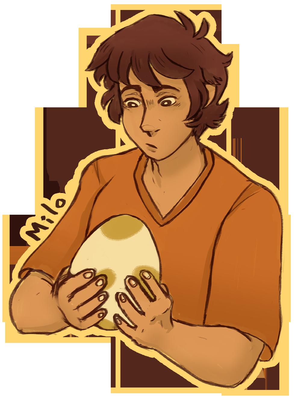 Egg Milo