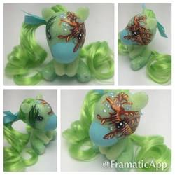 Leafy Seadragon Custom Takara Fakie Baby by TiellaNicole