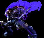 Devil May Cry 4 - Vergil Sparda Devil Form