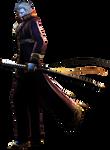 Devil May Cry 4 - Vergil Sparda (Corrupt Vergil)