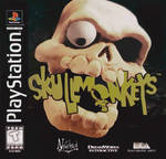 Skullmonkey Cover NTSC Ver.