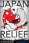 Japan Relief iPhone Wallpaper