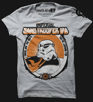 Imperial Sandtrooper IPA Shirt by seventhfury